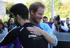 Prince Harry Hits the Dab in Front of a Group of Girls, They Freak Out