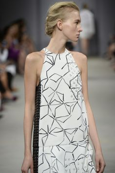 J. Mendel | New York Fashion Week | Spring Summer 2016