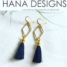 A personal favorite from my Etsy shop https://www.etsy.com/listing/229553813/spring-tassel-earrings