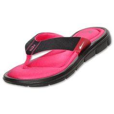 2b76a3c0d8e1a3 Nike comfort women s thong beach flip-flop was  32 size 8 vivis pink