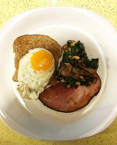 Saturday morning breakfast at the lake! - 185 calories. #breakfast #healthyfood #healthylife #healthybreakfast #healthyeating #caloriecounting #myfitnesspal #sheddingforthewedding #shreddingforthewedding #shrinkingforthewedding #weightloss #weddingdiet #weightlossblog #weightlossdiary #protein #eggs #ham #smokedham #fatloss #fattofit #bridetobediet #bridediet #foodpics #healthydiet #weekendbreakfast by morganeats