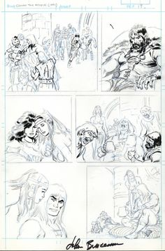 Remembering John Buscema, he passed away 10 years ago last January. He was a legendary comic-book artist of the highest caliber and one of. Comic Book Pages, Comic Book Artists, Comic Books, Hippo Drawing, Comic Book Drawing, Comic Layout, Literary Characters, John Buscema, Black And White Artwork