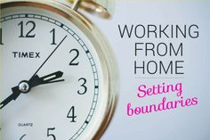 How to Make 'Working From Home' Work For You