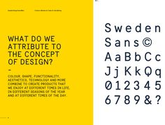 Reviewed: New Logo and Identity for Sweden by Söderhavet