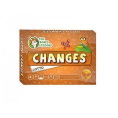 Lotto Zmiany - Lekcje Liska Boni // Lotto Changes- Fox Boni's Lessons