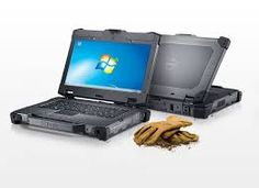 Image result for Dell US army tough laptops