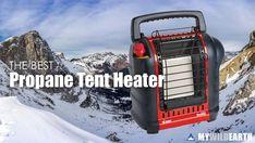 Safe Propane Tent Heater