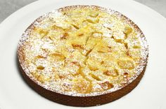 Recette de tarte normande aux pommes par Alain Ducasse