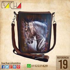 #Bolso Equino 19 #CUERO Con acolchado interno Grande 26x23x7cm Mediano 22x19x7cm