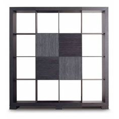 "This 88"" by 90"" cubed wall display is where contemporary meets classic utility. This visually stunning unit is a true statement piece for any room. Set against a wall, the unit is a stunning cube display wall. With its Four push release storage compartments in the middle of the unit, it allows one to keep the clutter to a minimum."