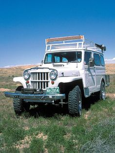 favorite 4x4 Vehicles 1965 Willys Wagon Photo 28364814