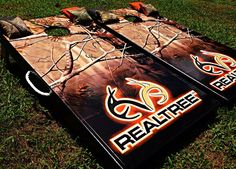 Realtree Full Camo Custom Cornhole Boards with Add by WGCornhole from WGCornhole on Etsy. Saved to Epic Wishlist. Country Life, Country Girls, Custom Cornhole Boards, Hunting Camo, Camo Wedding, Wedding Signs, Realtree Camo, Camo Baby Stuff, Yard Games