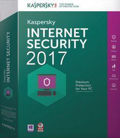 KASPERSKY INTERNET SECURITY 2017 CRACK + Licence Key Free