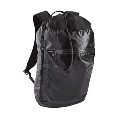 Lightweight Black Hole™ Cinch Pack 20L, Black (BLK)