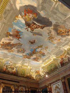 Fine Art by Kelly Borsheim: Liechtenstein Palace Vienna Austria