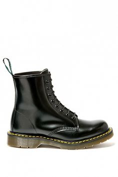 Derby Boot 8 fori black