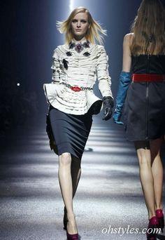 Winter Fashion 2013 | Lanvin's Fall – Winter Fashion 2012 | Latest fashion trends