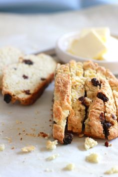 Try this moist & tender Irish soda bread. Made with tangy buttermilk and studded with raisins.