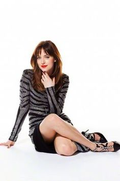 Dakota Johnson SNL promo photos