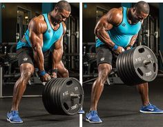 Bodybuilding.com - Build Muscle Strength, Size, And Endurance In One Workout! Back workout