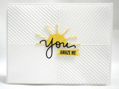 You Amaze Me by Jingle - Cards and Paper Crafts at Splitcoaststampers