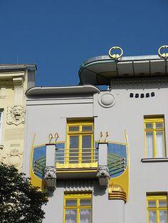 Flora-Hof, Detail, Wiedner Hauptstraße 88, Wien-Margareten, Vienna, Austria