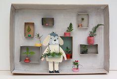 herb gatherer by virginhoney, via Flickr