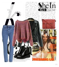 """Sheinside"" by merima-gutic ❤ liked on Polyvore featuring KAROLINA"