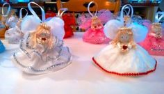 You Will NEVER Believe What These DIY Angel Ornaments Are Made With!