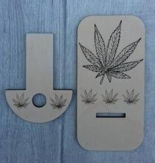 Unique Laser cut and engraved Cannabis leaf Marijuana leaf   Etsy Marijuana Leaves, Husband Day, Son Love, Stargazing, Craft Gifts, Chair Design, Laser Engraving, Unique Jewelry