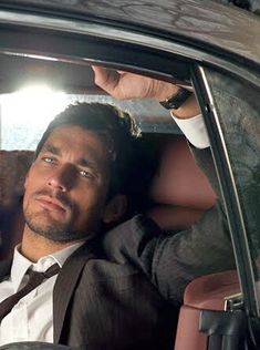"I never thought men could be ""beautiful"" (they were handsome instead) until I saw David Gandy..."