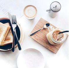 Imagen de breakfast, coffee, and food