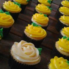 Cupcakes por @bolode_colher instagram