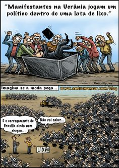 politicos-lixo