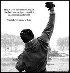 Spoken like a true legend. #motivation ViewSPORT.