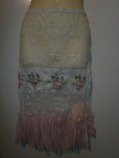 vintage inspired slip extender.....22 to 30 waist or by Slipnaway