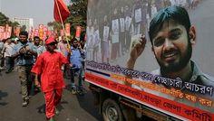 جے این یو میں طالب علموں کے خلاف کارروائی کا معاملہ راجیہ سبھا میں اٹھا