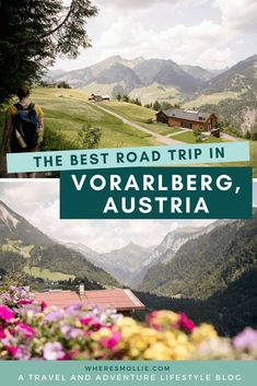 Prepare to be blown away by the beauty of west Austria as I take you on a Vorarlberg road trip through the Alps. Great Vacation Spots, Great Vacations, Dunstanburgh Castle, Michigan State Parks, Scotland Hiking, Europe Travel Guide, Travel Guides, Lake Wanaka, Natural Pond