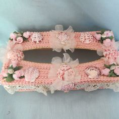 1000 images about bridal shower on pinterest beach bridal showers bridal shower and themed - Beach themed tissue box cover ...
