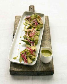Easy Avocado Salad Recipe | Martha Stewart