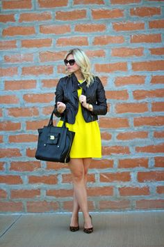 Living in Color Style: Winter Neon