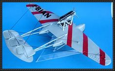Savoia-Marchetti S.55 aircraft free papercraft download