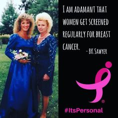 "As we prepare for the upcoming 2016 Florida Suncoast Race for the Cure on October 1st we will be highlighting a series of personal stories of men and women- survivors co-survivors and caregivers. Each has a unique story to share because ""It's Personal"". Brenda's story:  From her very first mammogram Brenda (BK) was recommended for follow-up and was soon diagnosed with breast cancer. She survived and because she continued to be screened regularly they caught the cancer recurrence two years…"