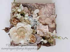 Mixed Media Canvas Collage