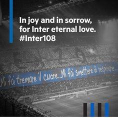 C'e solo l'Inter ! #fcim #fcinternazionale #inter #nerazzurri #pazza #amala #solointer #passion #love #intermilan