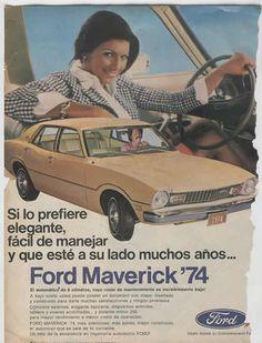Cuando era Chamo – Recuerdos de VenezuelaFord Maverick: carros de los setentas y ochentas | Cuando era Chamo - Recuerdos de Venezuela