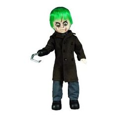 The Hook Living Dead Doll #horror