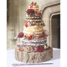 Trendy And Gorgeous Wedding Cake For Your Wedding Fantasy 2020; Wedding Cakes; Floral Wedding Cakes; Floral Cakes; Romantic Cakes; Fondant Wedding Cake; Cheese Wedding Cake; Nude Wedding Cake; Buttercream Wedding Cake;#weddingcake #floralweddingcake #cake #weddingart #fondantcake #cheesecake #nudecake #buttercreamcake Fondant Wedding Cakes, Buttercream Wedding Cake, Floral Wedding Cakes, Floral Cake, Fondant Cakes, Dried Oranges, Dried Figs, Vegan Wedding Cake, How To Make Cheesecake