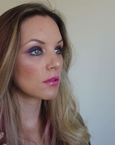 Pop Beauty look by Claudia for My Beauty Bunny
