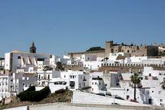 Vejer de la Frontera. Ruta de los Pueblos Blancos, Andalusien  http://www.gailtalontour.com/10-gute-gruende-um-nach-andalusien-zu-reisen/